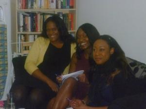 Mel, Angela, Lee-Leesha
