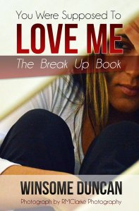 You Were Supposed to love Me Book Cover