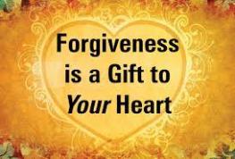 Forgive heart